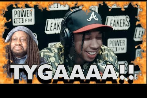 Tyga Freestyles Over The Thothiana Beat