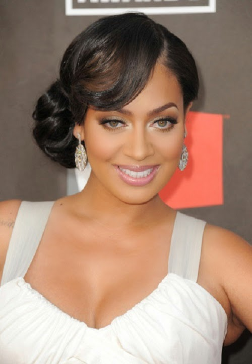 Top 15 Black Hairstyles With Buns and Bangs | Hairstyles