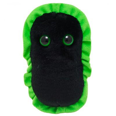Peluche Bacteria Gangrena