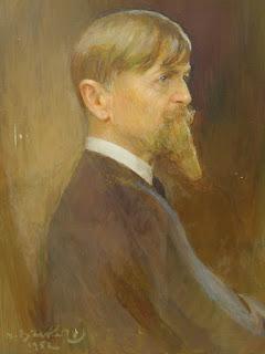 Portrait of Nikolai Becker (Nicolas Becker)