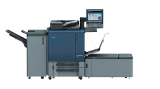 Konica Minolta Reinforces Its Industrial Printing Line up with the launch of Accurio Press C2070/2060