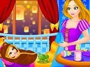 Rapunzel Care Newborn Baby