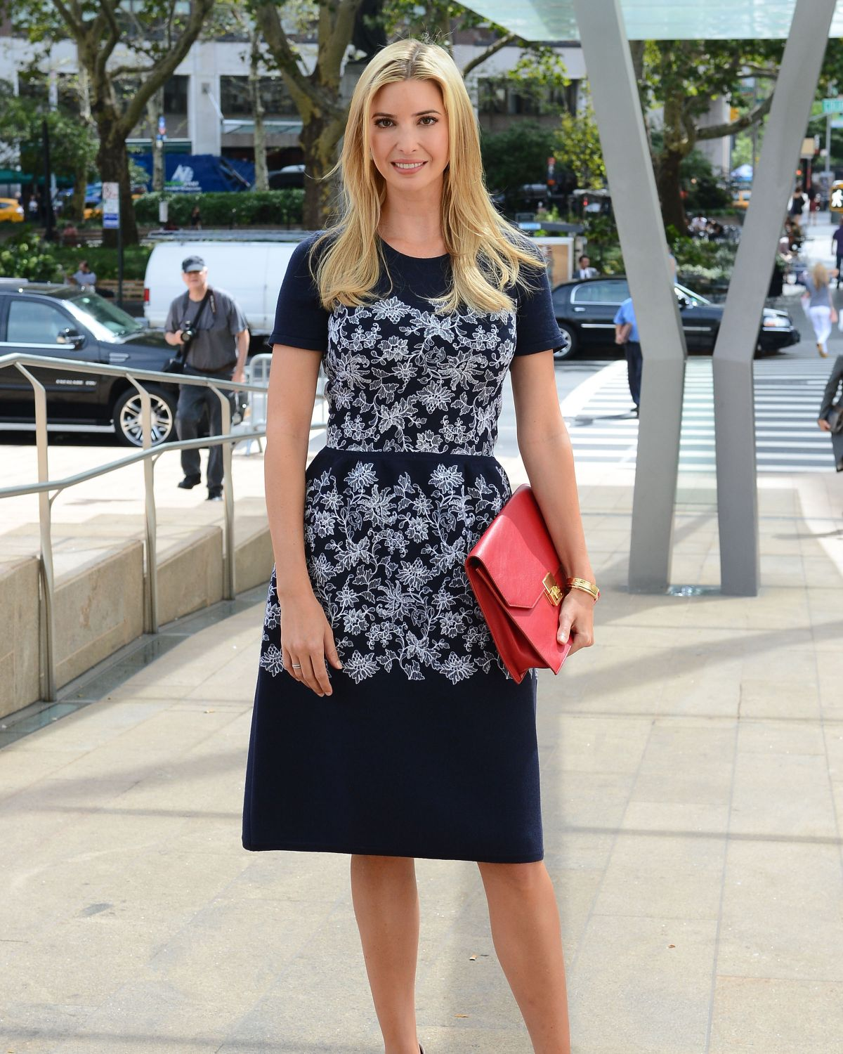 HOT Women Politicians Photos Ivanka Trump At Couture Council Awards In New York