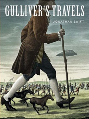 Bookish Relish: Classic Fiction: Jonathan Swift's Gulliver ...