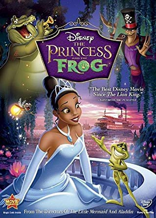 The Princess and the Frog Dual Audio  HDRip 480p ESub x264