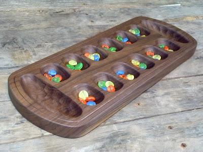 Mancala Boards