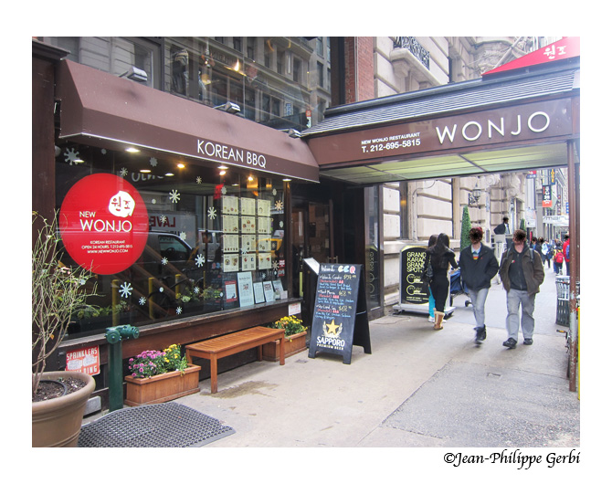 New York Koreatown Best Restaurant