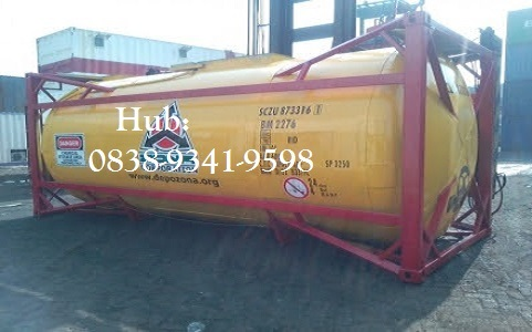 Sewa ISO Tank Container