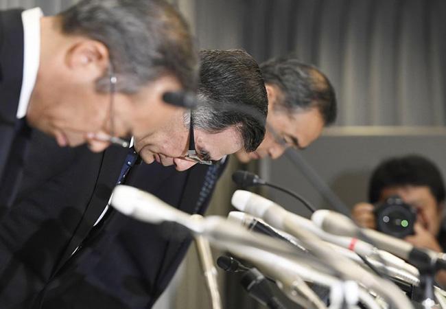 Tinuku Suzuki, Mazda, Yamaha admitted using fake emission data
