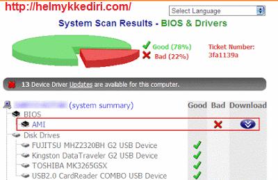 Cara update BIOS komputer laptop terbaru2