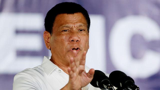 """Duterte: """"Que uno o dos obispos consuman drogas para que entiendan la matanza de narcotraficantes"""""""