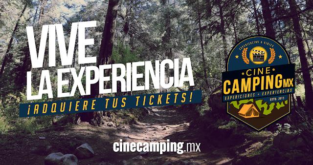 ¿Qué es Cinecamping Mx?