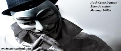 Hack Ceme Dengan Akun Premium Menang 100%