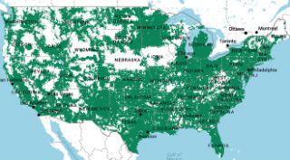 Coverage Maps For All Prepaid Carriers | Prepaid Phone News