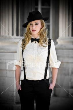 Be Stylish And Beautiful Unisex Fashion Trend Suspenders