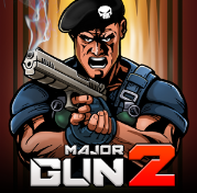 download major gun mod apk fps