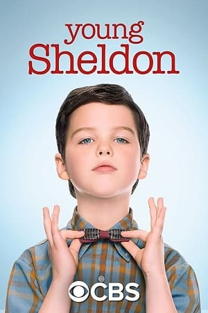 Young Sheldon - Dublada Séries Torrent Download capa