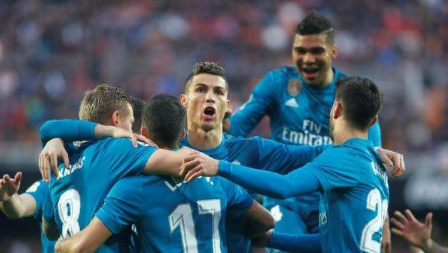 Madrid Akan Terus Berusaha Hingga Akhir Musim Liga Spanyol