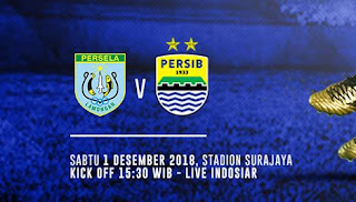 Prediksi Persela Lamongan vs Persib Bandung