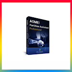 License AOMEI Partition Assistant Professional 8.2 2019 Lifetime Activation