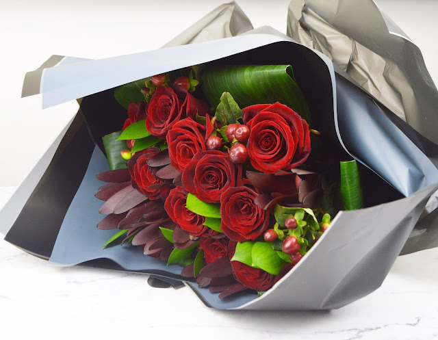 Valentinesday Sorted With Prestige Flowers Lovelaughslipstick