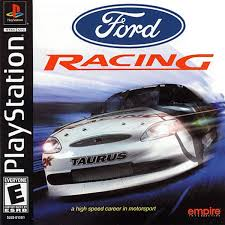 Ford Racing - PS1 - ISOs Download