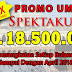 Paket Umroh Promo 18 jutaan