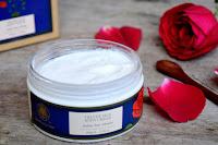 Forest Essentials Крем для тела с бархатным шелком Индийская роза Абсолют