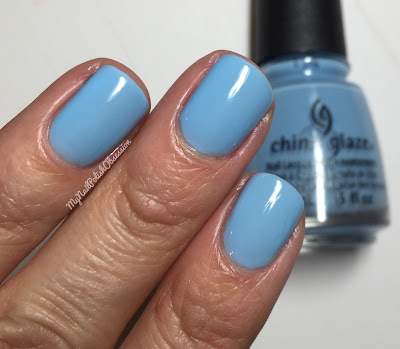 China Glaze House Of Colour, Spring 2016; Don't Be Shallow