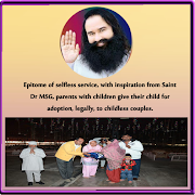 The True Gift of Happiness By DSS Volunteers