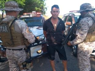 Membro da quadrilha que furtou o Banco Central é preso em Boa Viagem por tráfico de drogas