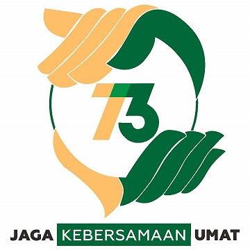 Logo HAB Kemenag Ke-73 Tahun 2019