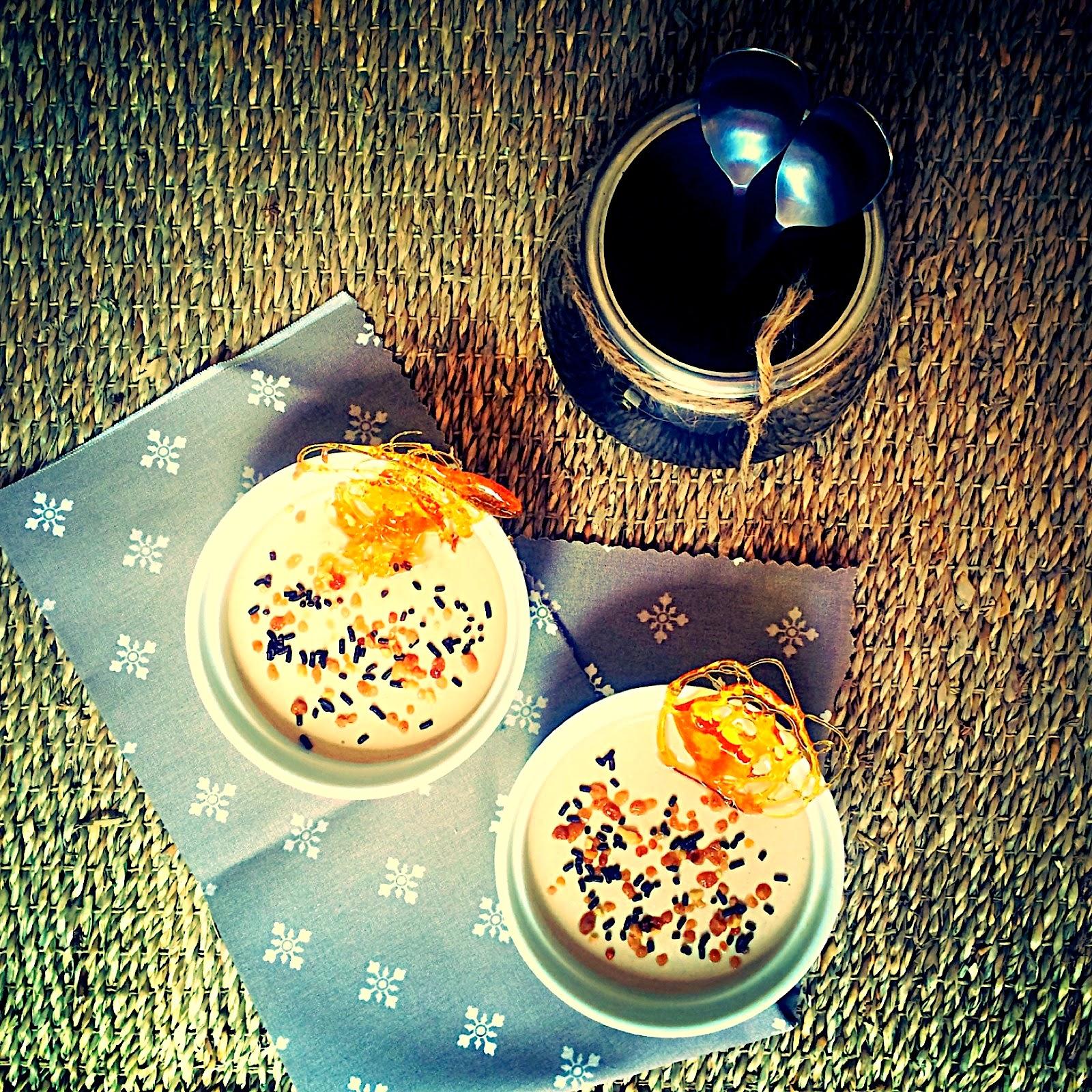 Panna Cotta al café