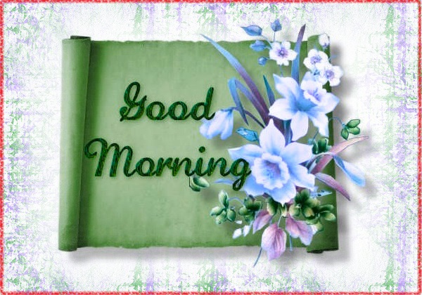 Good Morning Animation...