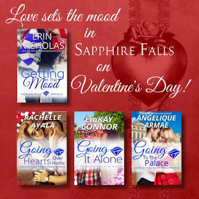 Come to Sapphire Falls for Valentine's Day - New Kindle World Books