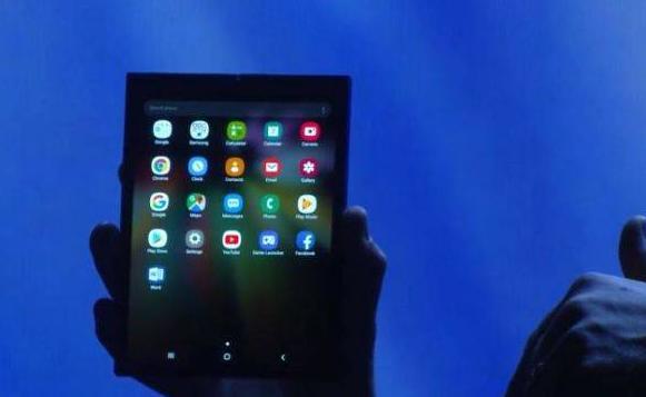 ponsel layar lipat samsung terbaru yang akan ngetren ditahun depan dan informasi lengkapnya