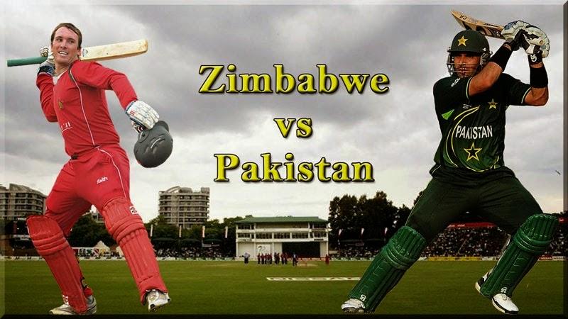 Zim V Pak 2008series Time Table Match Time: Pakistan Vs Zimbabwe Schedule 2015 Match Time