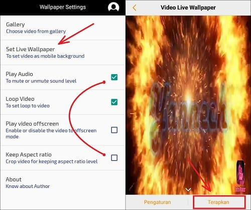 Cara Menjadikan Video Sebagai Wallpaper di Android Dengan Mudah