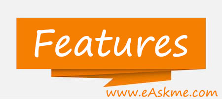Features of Couch tuner movie streaming site: eAskme
