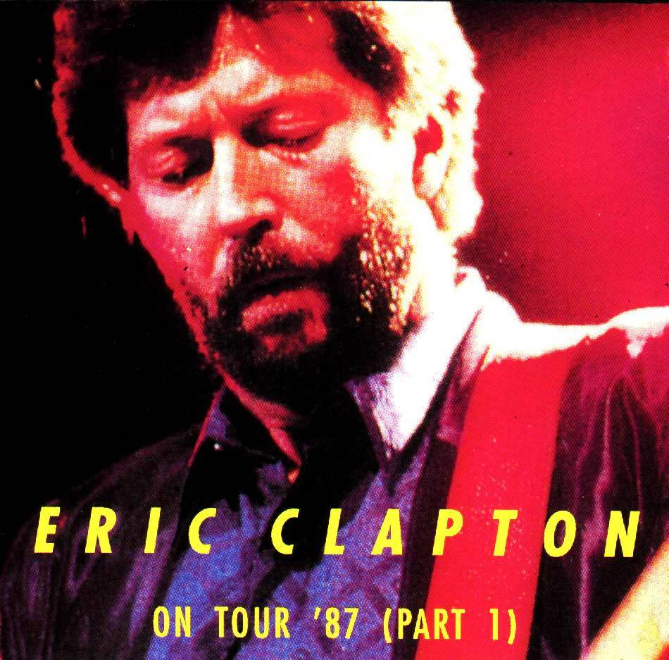plumdusty 39 s page eric clapton 1987 01 12 royal albert hall london uk. Black Bedroom Furniture Sets. Home Design Ideas
