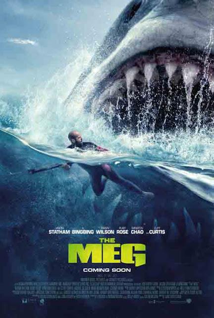 هذه هي أفضل أفلام الأكشن والحروب في سنة 2018 لحد الآن فيلم the meg