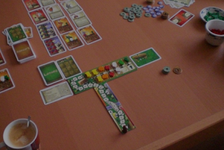 At the Gates of Loyang Board Game Review