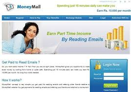 PTR   Get Paid to read e-mails