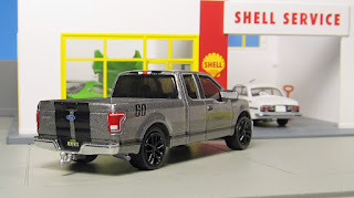 GreenLight Hollywood Hitch & Tow  Gone in 60 Seconds 2015 Ford F-150