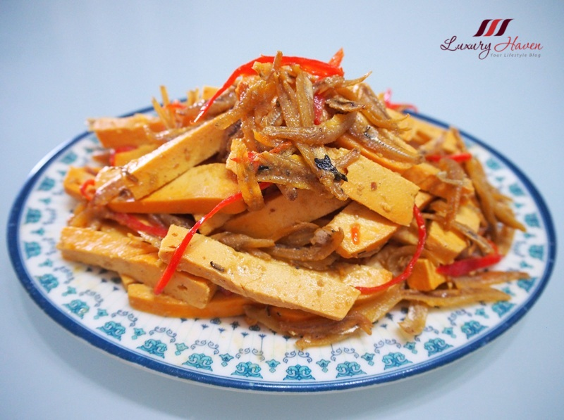 unicurd bean curd with anchovies in taucheo paste