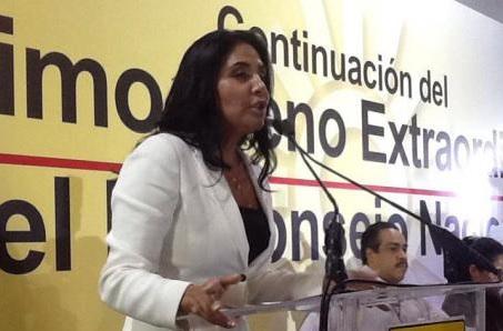 Alejandra Barrales, noticias