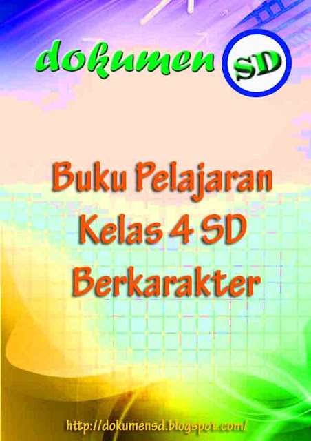 Buku SD Kelas 4 Berkarakter Download