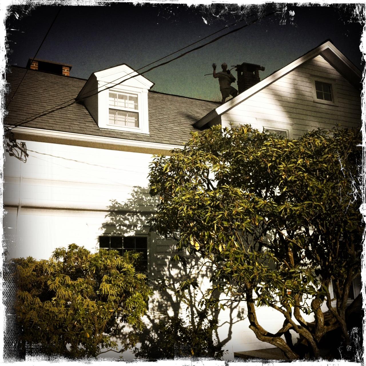 Paper Oranges October 2011