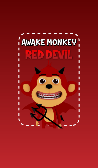 Awake Monkey Devil