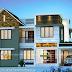 3 bedroom 2141 sq.ft beautiful modern home design